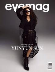 SAGAWAFUJII in Taiwan Fashion Magazine ' EVEMAG'