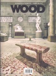 SAGAWAFUJII in Wood Planet, June, 2016