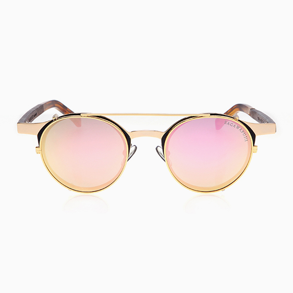 YONA gold  & Clip-On g pink(m)