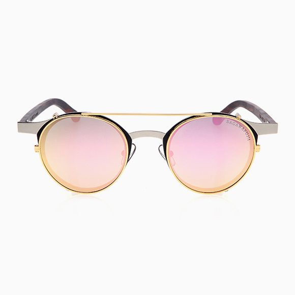YONA silver  & Clip-On g pink(m)