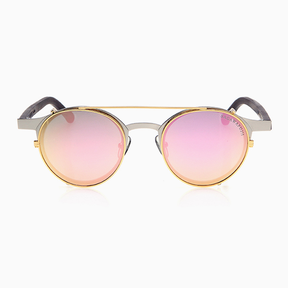 YONA solid silver  & Clip-On g pink(m)